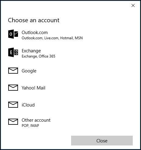 Windows 10 Mail: Ένωσε όλους τους λογαριασμούς κάτω από ένα πρόγραμμα!
