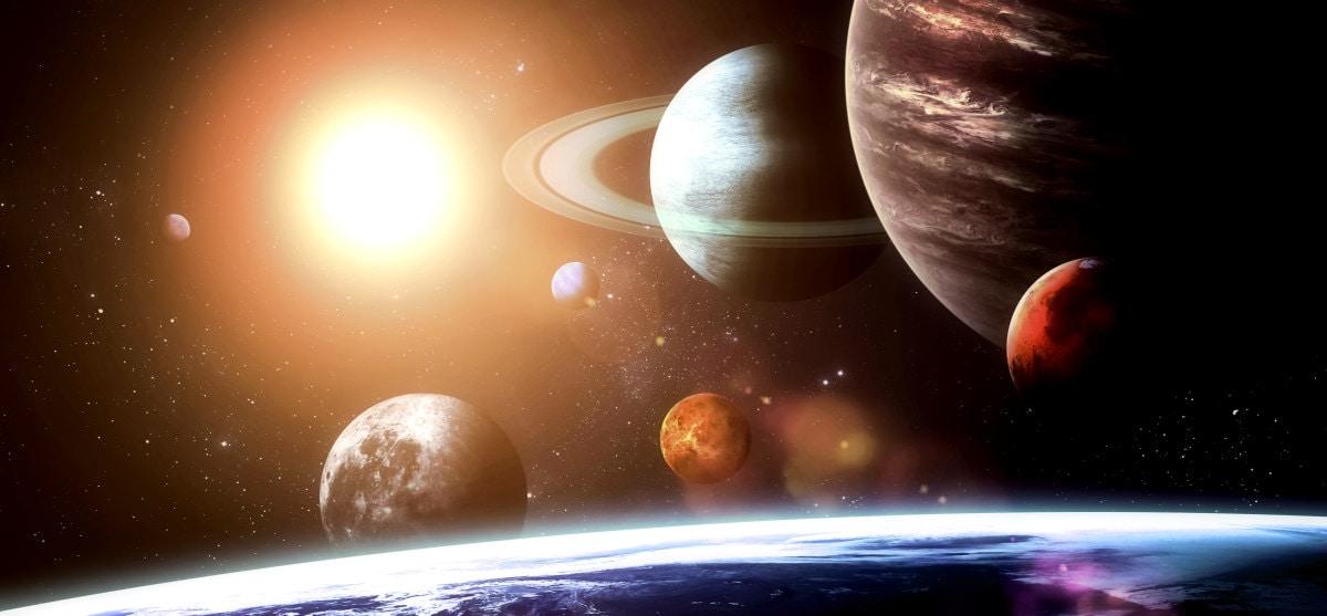 Ταξίδι στο ηλιακό σύστημα @ Public Cafe Συντάγματος