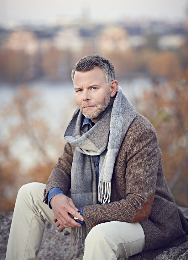 Κυρίες και κύριοι, σας παρουσιάζουμε τον Arne Dahl!