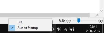 Βάλτε slider φωτεινότητας στα Windows 10!