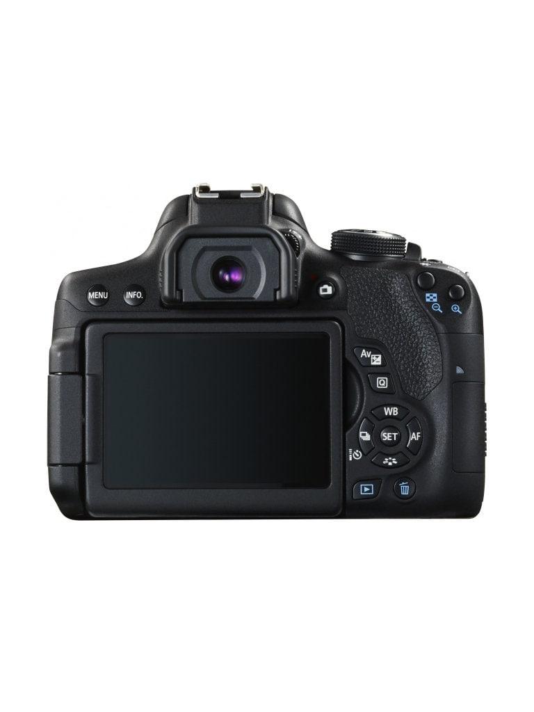 Θες να μάθεις DSLR; Πάρε την 750D από την Canon!