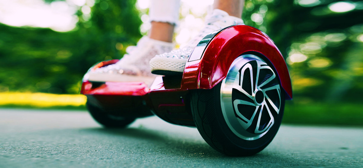 Hoverboards, ηλεκτρικά πατίνια και… back to the future!