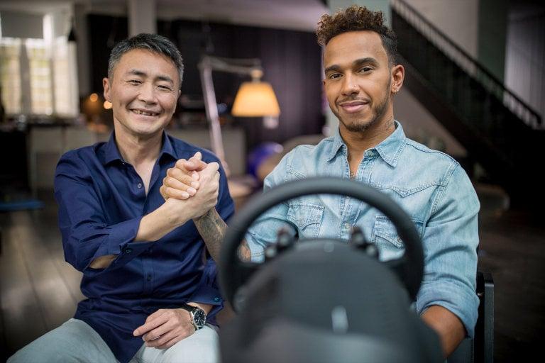 Ο Lewis Hamilton συνεργάζεται με τη Sony για το Gran Turismo Sport