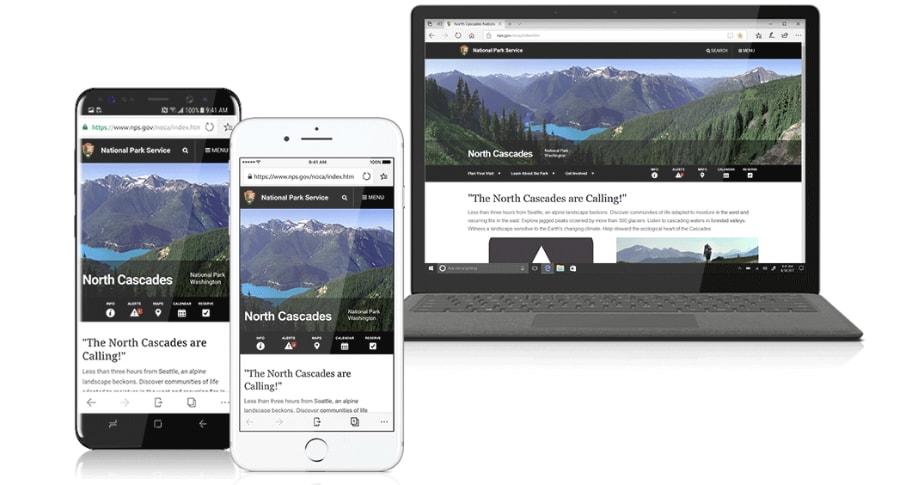Ο Microsoft Edge τώρα σε Android και iOS!
