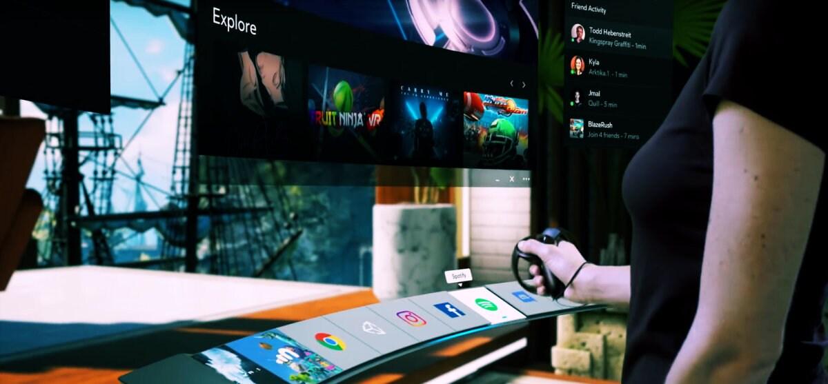 Oculus Dash: το desktop μέσα από την εικονική πραγματικότητα!