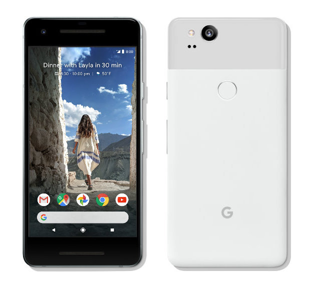 Δες τι μας έδειξε η Google στο Pixel 2 event!