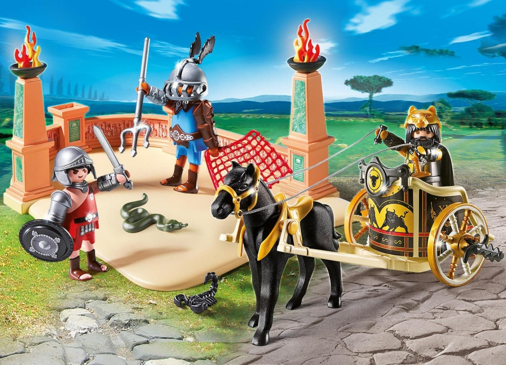 Playmobil, μια σχέση αγάπης που κρατά χρόνια!