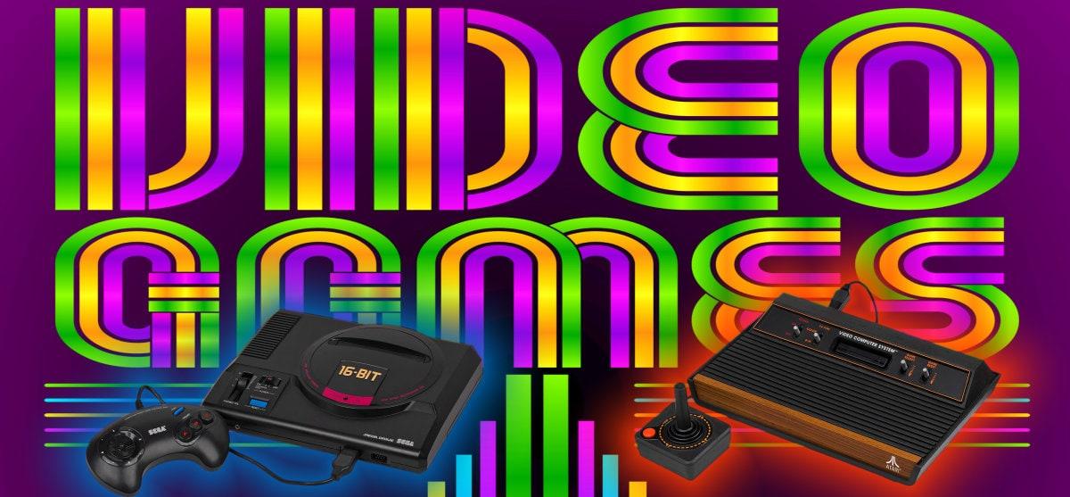 SEGA, Atari και Nintendo: Κονσόλες του χθες και του σήμερα στα Public