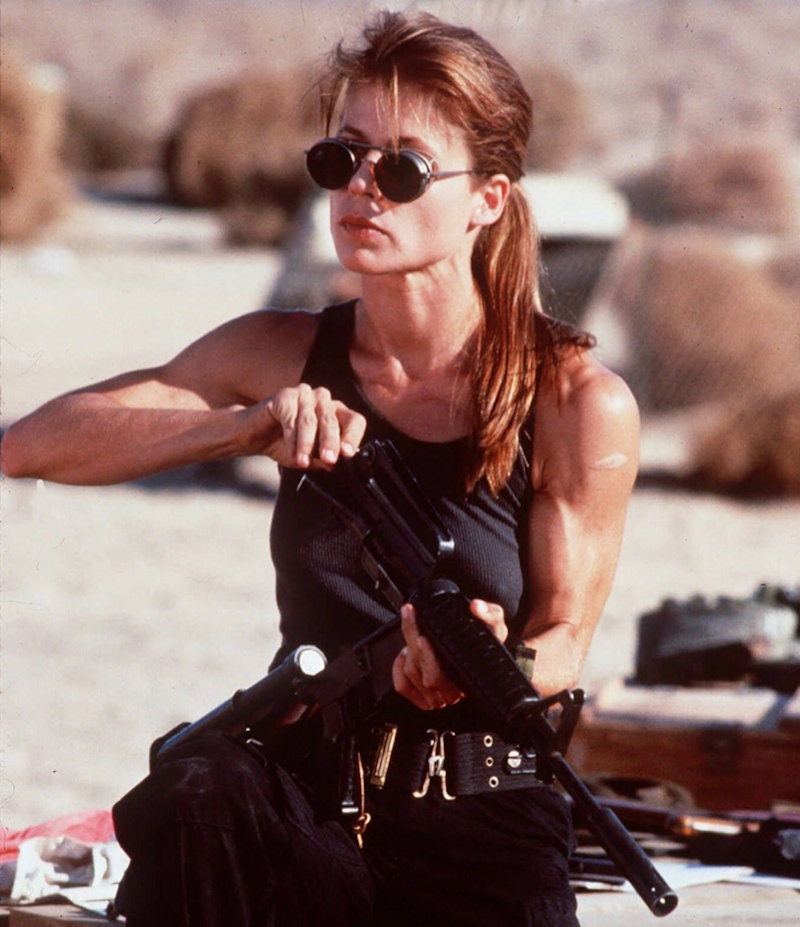 Η Linda Hamilton επιστρέφει στο νέο Terminator του Cameron!