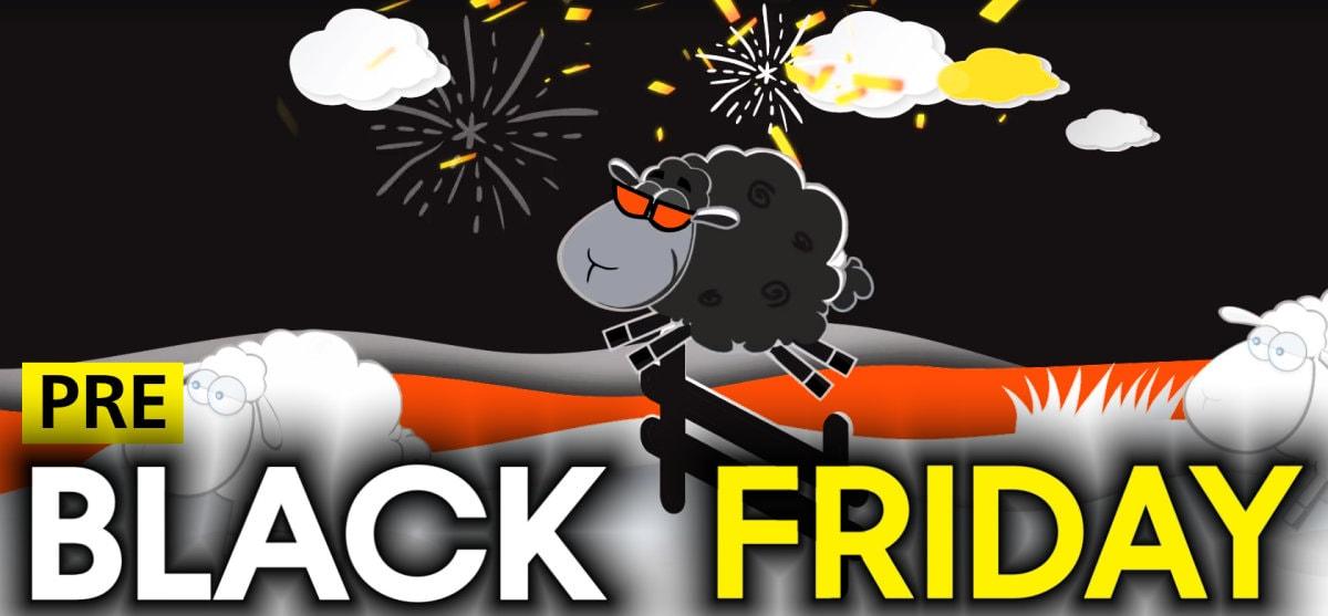Θα είναι σαν Black Friday αλλά δεν θα είναι Black Friday!