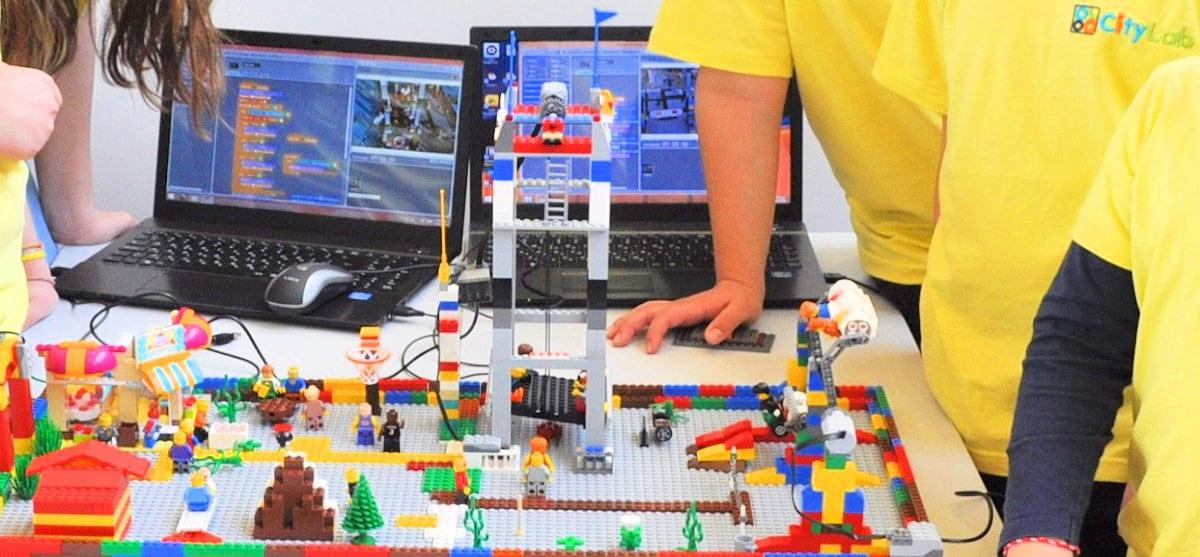 Εργαστήριο Μηχανικής για Junior Μηχανικούς από το CityLab @ Public Συντάγματος
