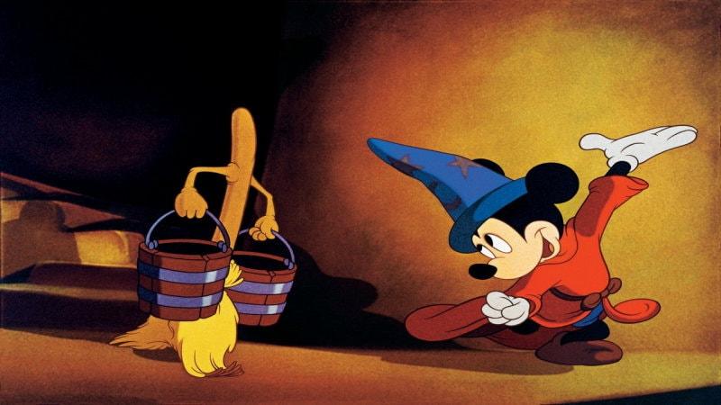 Fantasia: η ανυπέρβλητη ταινία του Disney γίνεται 77!