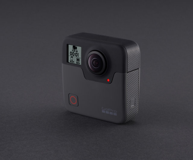 GoPro Fusion: Βίντεο 360 μοιρών για virtual reality!