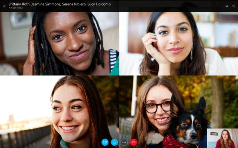 Ριζικός επανασχεδιασμός για το Skype σε iOS και macOS!