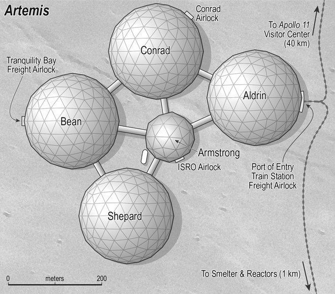 Η Φυσική του Artemis: ο Andy Weir και η άψογη επιστήμη του νέου βιβλίου