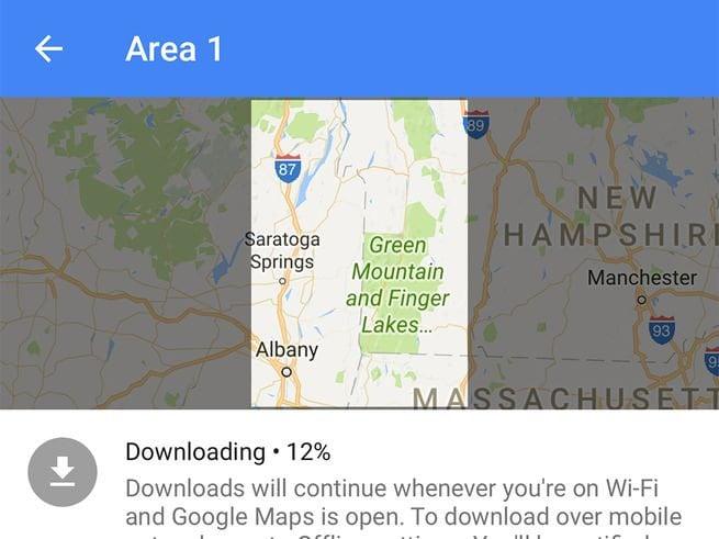 Άλλα κόλπα στο Google Maps!