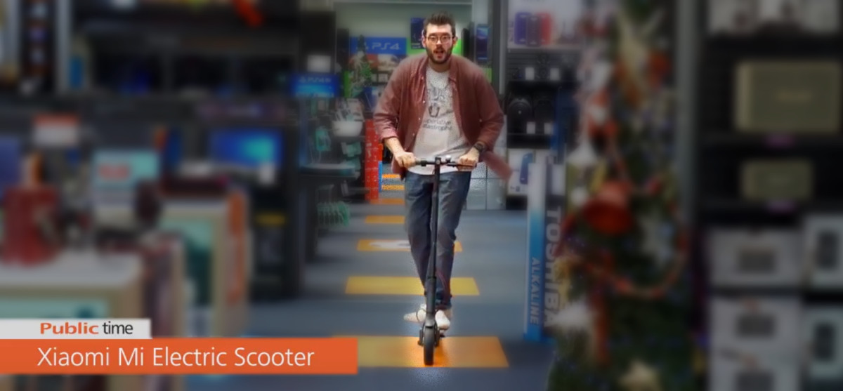 O νέος τρόπος μετακίνησης στην πόλη είναι εδώ με το MiScooter από τη Xiaomi