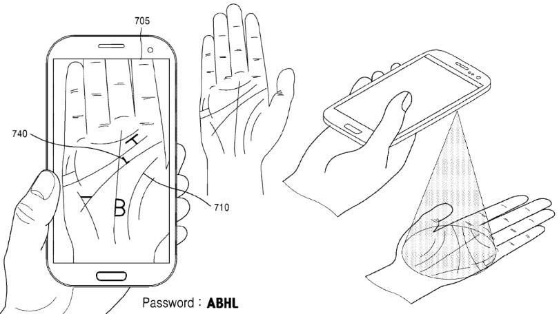 Η Samsung ετοιμάζει απάντηση στο FaceID με ανάγνωση παλάμης!