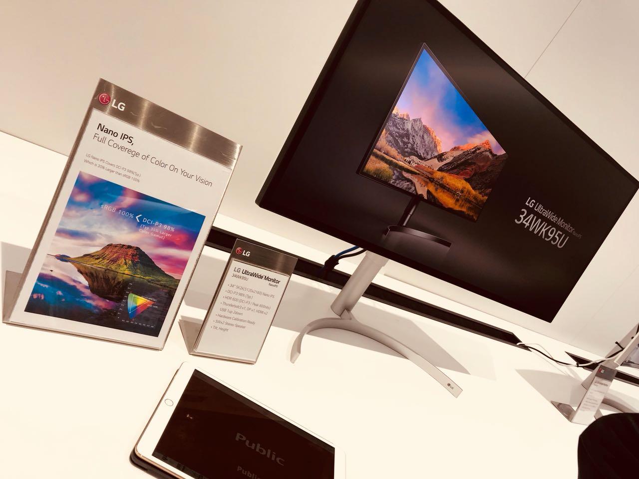 Η LG εντυπωσιάζει με τα νέα της προϊόντα στη CES