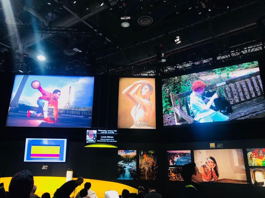 Η παρουσία της Nikon στη CES 2018 είναι χάρμα οφθαλμών