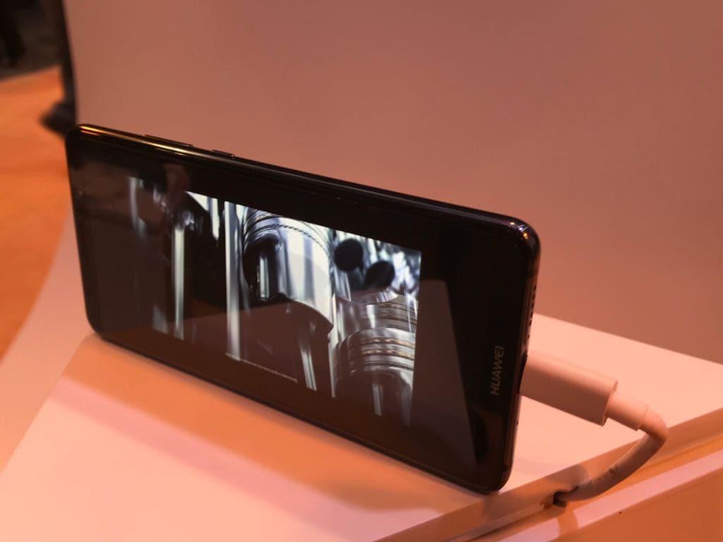 Η Huawei φέρνει το Mate 10 Pro στη CES 2018