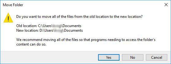 Μετακόμιση δεδομένων: βάλε τα αρχεία σου αλλού!