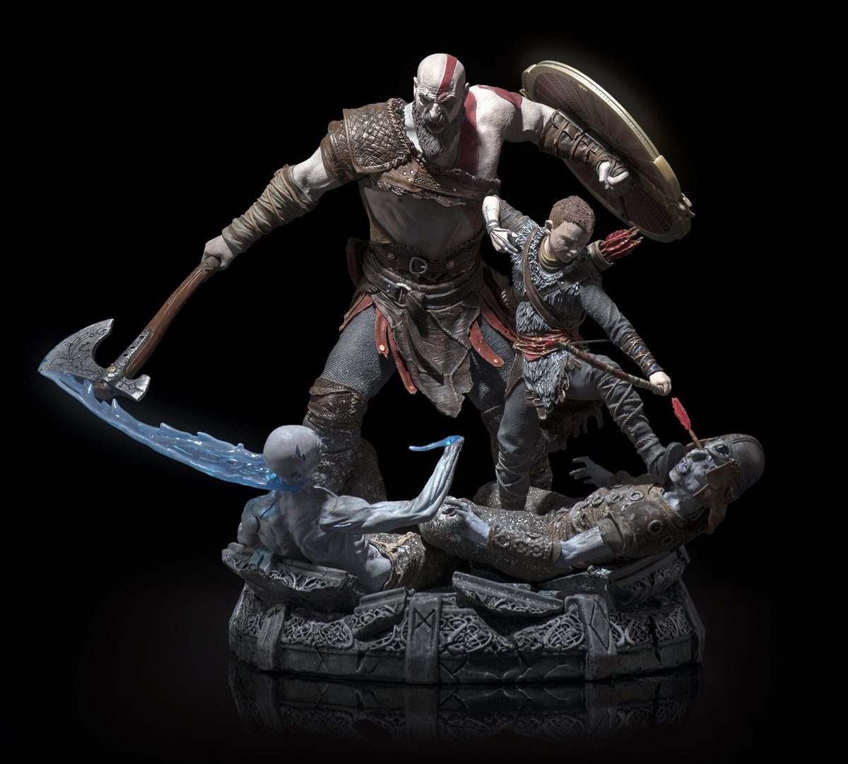 """Οι συλλεκτικές εκδόσεις του νέου God of War προσφέρουν """"μυθικό"""" περιεχόμενο!"""