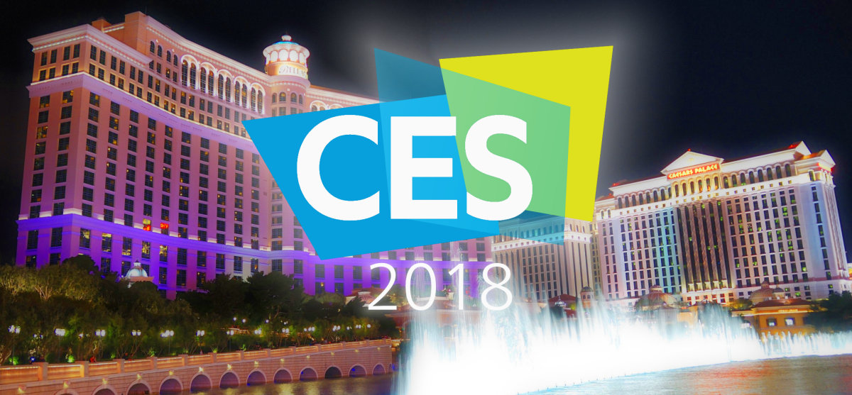 CES 2018 day 2: the best of the rest!