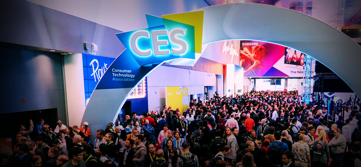 CES 2018 day 1: μεγάααααλες οθόνες και λίγη… κβαντομηχανική!