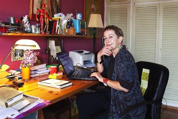 Συνέντευξη με τη συγγραφέα Λένα Διβάνη