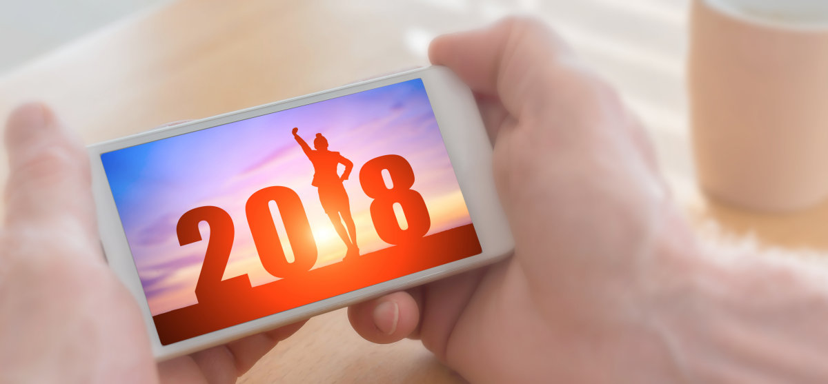 5+1 New Year's Resolutions για smartphone lovers