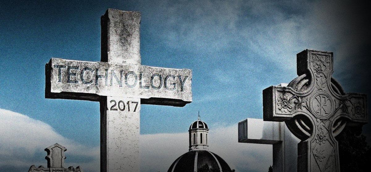 Tech R.I.P.: τι μας άφησε χρόνους το 2017