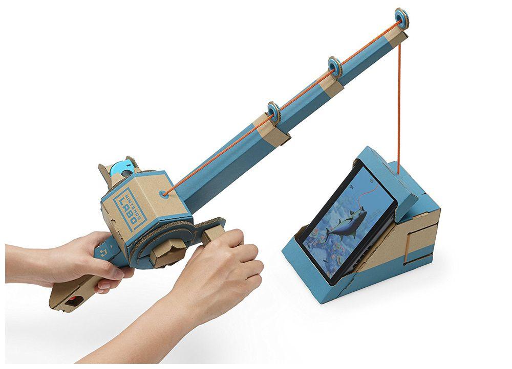 Nintendo Labo: ένας νέος πρωτότυπος & δημιουργικός τρόπος να απολαμβάνεις το Gaming!