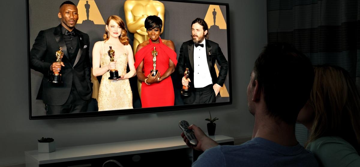Με αυτές τις TV η μεγάλη βραδιά του κινηματογράφου θα περάσει σε άλλο επίπεδο!