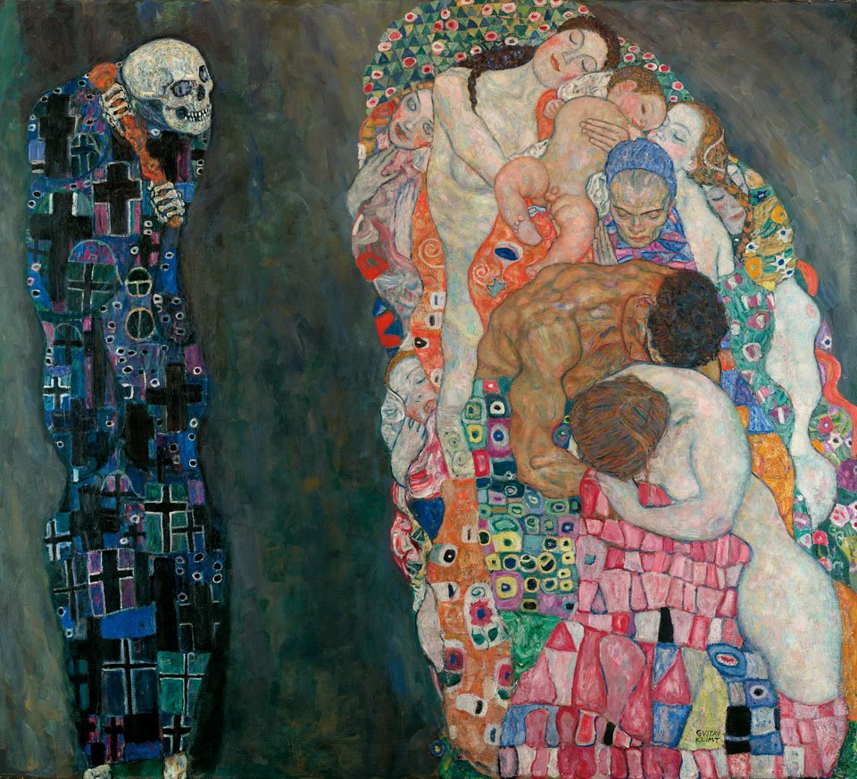 Gustav Klimt: 100 χρόνια από τον θάνατο ενός θρύλου!