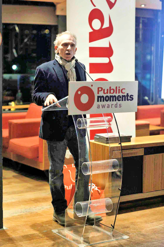 Public Moments Awards: Βραβεύθηκαν οι νικητές της φετινής διοργάνωσης