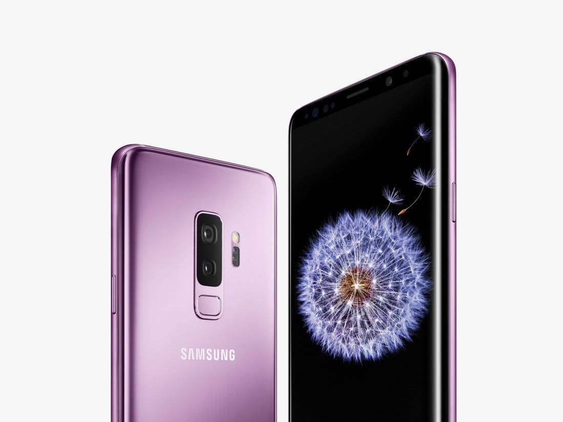 Samsung Galaxy S9: είναι νέο, είναι ωραίο!