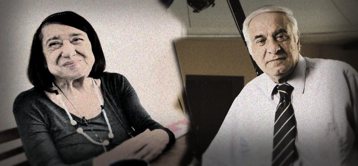 Κατερίνα Αγγελάκη-Ρουκ και Διονύσης Σιμόπουλος @ Public Cafe Συντάγματος