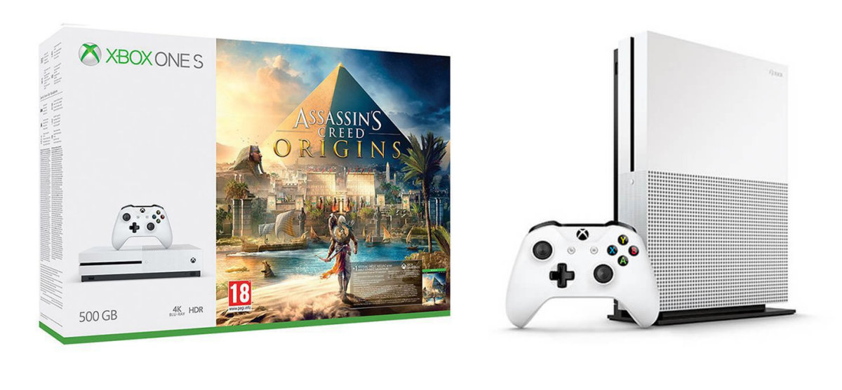 Απόκτησε τώρα το Xbox One S €50 φθηνότερα