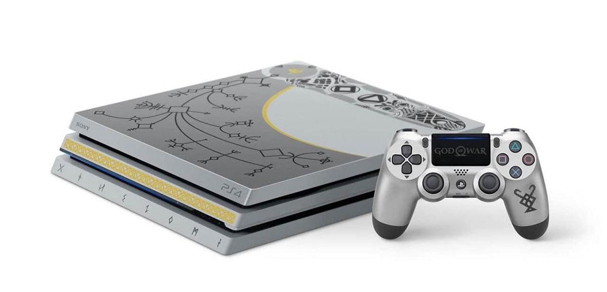 Προ-παράγγειλε τώρα το νέο συλλεκτικό πακέτο PS4 Pro God  of War