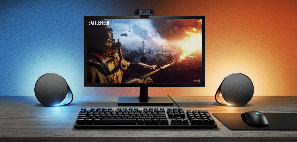 Νέα gaming περιφερειακά από τη Logitech, με συγχρονιζόμενο φωτισμό!