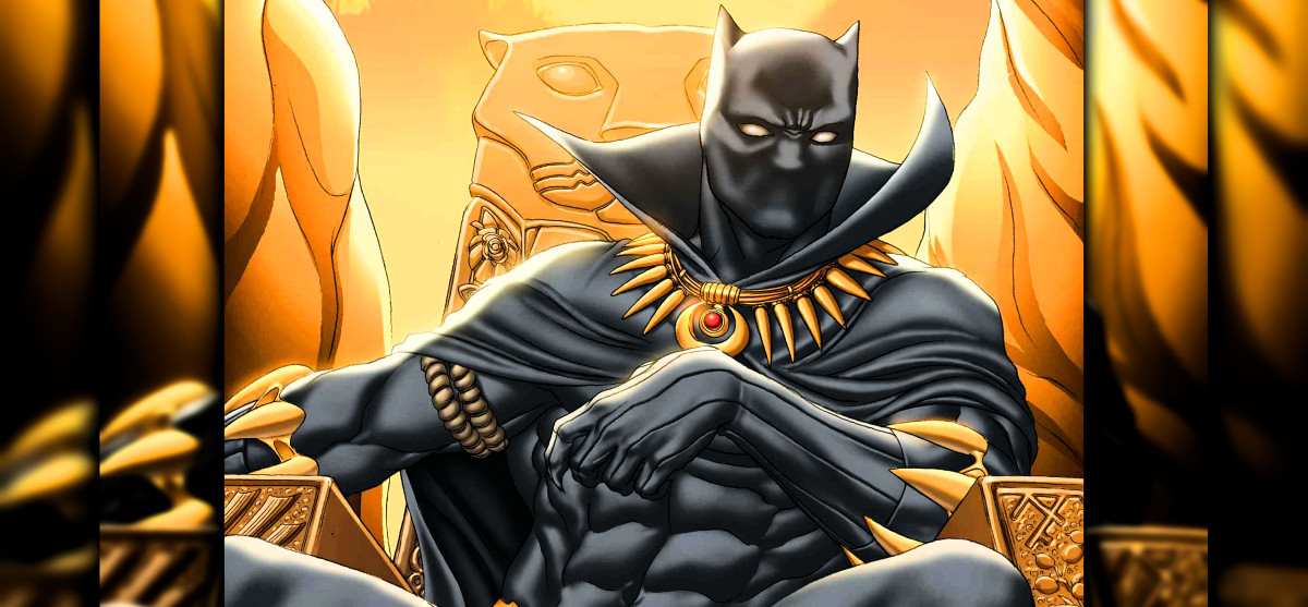 Black Panther: Ένας πολύ cool Βασιλιάς
