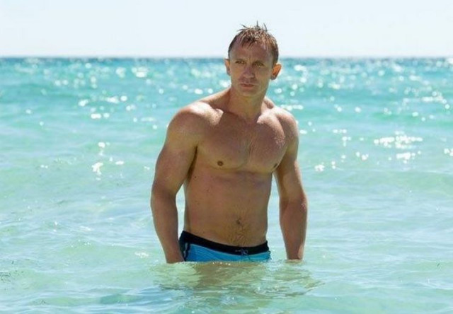 Daniel Craig: O James Bond 50άρισε…και συνεχίζει!