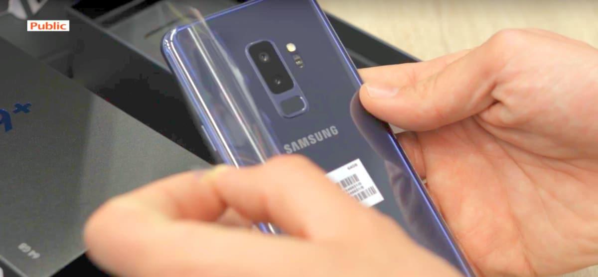 Unboxing S9: Ο Τίμος και το Galaxy!