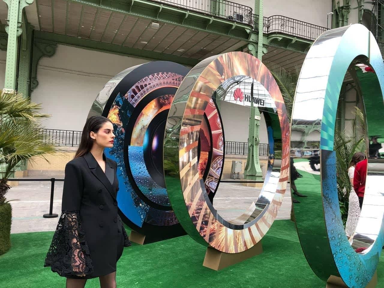 Η Huawei παρουσίασε τα νέα P20 και P20 Pro στο Παρίσι και τα Public ήταν εκεί!