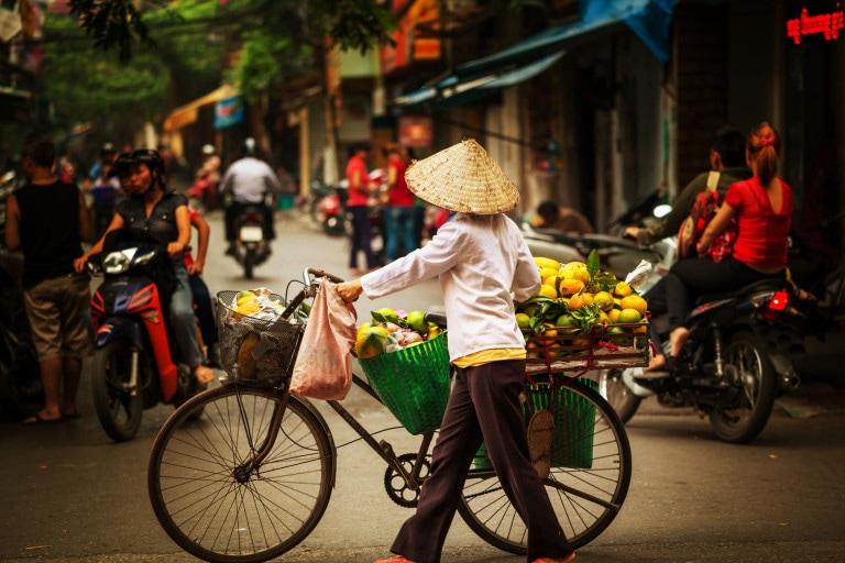 Βιετναμέζικη γλύκα και αντικέρ της καρδιάς