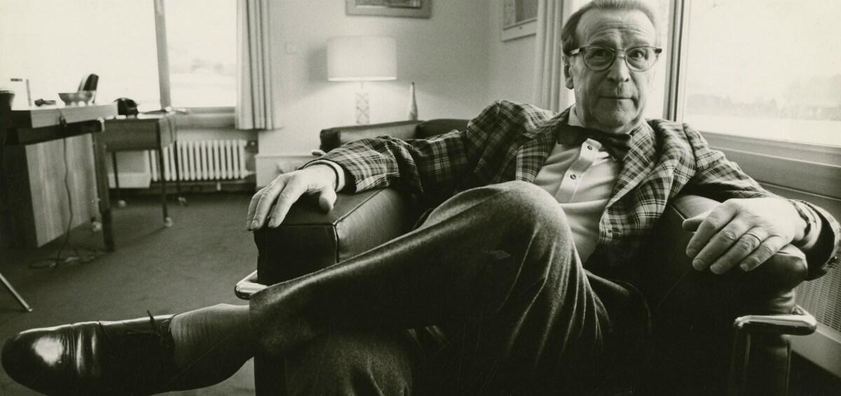 Ο Ζορζ Σιμενόν τριάντα χρόνια μετά