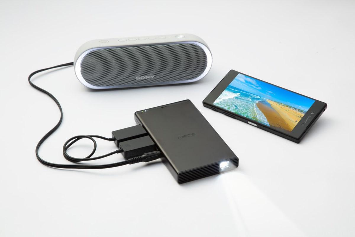 Σύντομα και στην Ευρώπη ο Ultra-portable βιντεοπροβολέας της Sony