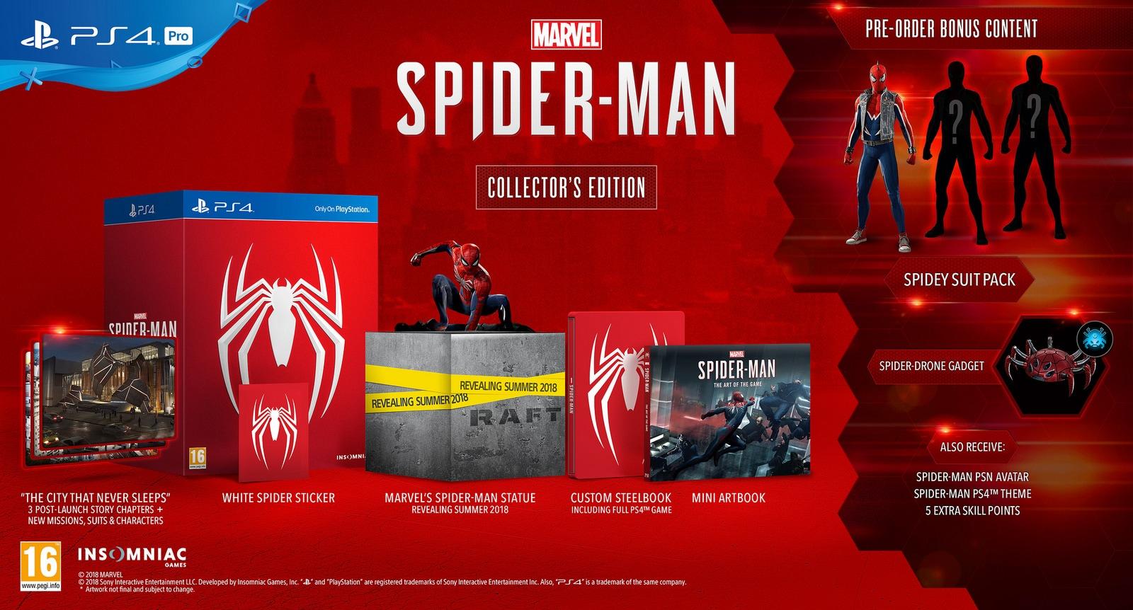 Ο Spider-Man επιστρέφει αποκλειστικά στο PS4 σου στις 7 Σεπτεμβρίου!