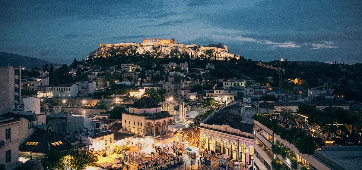 4+1 βιβλία για να (ξανα)μάθεις την Αθήνα!